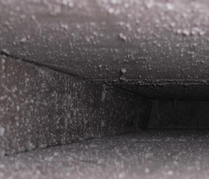 Mansfield Business: Air Duct Cleaning Before
