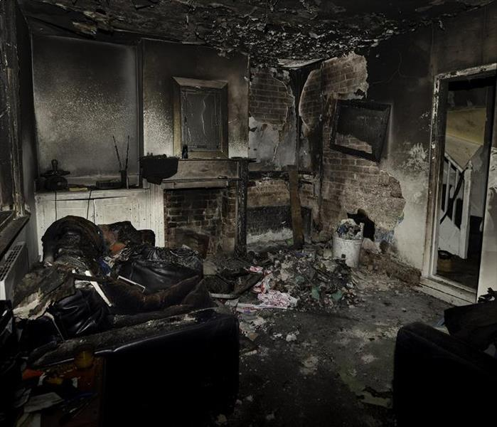 Fire Damage SERVPRO'S Complete Fire Damage Restoration Process for Taunton Residents Explained