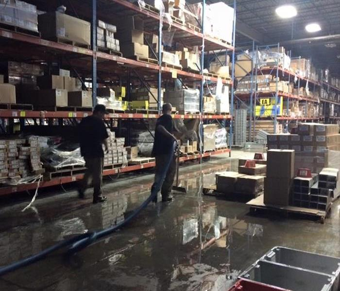 Commercial Restoring Your Mansfield Commercial Property After A Water Damage
