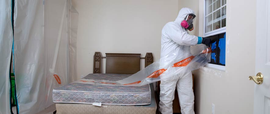 Mansfield, MA biohazard cleaning