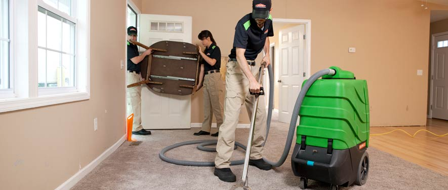 Taunton, MA residential restoration cleaning